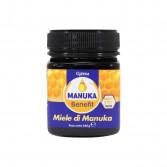 Miele DI Manuka 250 g | L'integratore antibatterico naturale, con MGO 270+ | OPTIMA NATURALS Manuka Benefit