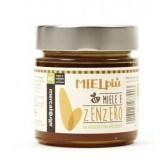 MIELpiù Miele e Zenzero 300 G |  ALTROMERCATO