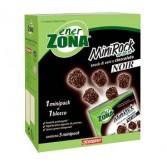 MINI ROCK NOIR | Snack di Soia gusto Noir 5 buste | ENERZONA