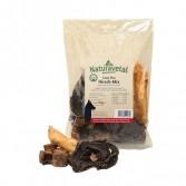 MIX DI CERVO | Snack Essiccato 200 g cod.4164 | NATURAVETAL - Canis Plus