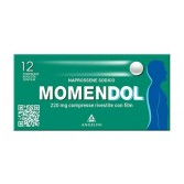 MOMENDOL 220 mg cpr | 12 Compresse