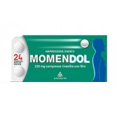 MOMENDOL 220 mg cpr | 24 Compresse