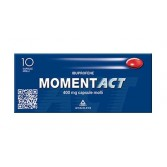 MOMENT ACT 400 mg | 10 Capsule Molli