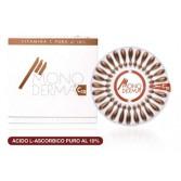 C10 28 Capsule Vegetali | Acido ascorbico 10% Schiarente Anti-aging | MONODERMA'
