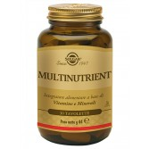 MULTINUTRIENT Vitamine 30 tavolette | SOLGAR
