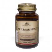 Multinutrient 30 tavolette | Vitamine e minerali in alta concentrazione | SOLGAR