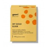 MY GOLD ELIXIR | Integratore Prebiotico per Intestino Tisana 100 gr | GOOVI Hunziker