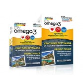 MULTICENTRUM MY OMEGA3 - 60 / 120 perle| Integratore di Omega 3 | MULTICENTRUM