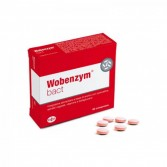 WOBENZYM BACT Integratore vie urinarie 60 cpr | NAMED