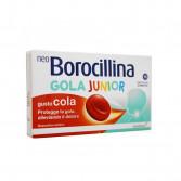 Gola Junior | 15 Pastiglie gommose gusto cola | NEOBOROCILLINA