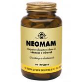 NEOMAM |Vitamine e Minerali per gravidanza e allattamento - 60 tav | SOLGAR