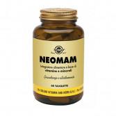 NEOMAM  Vitamine e Minerali per gravidanza e allattamento - 60 tav   SOLGAR