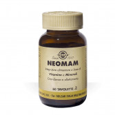 Neomam 60 tav |Vitamine e Minerali per gravidanza e allattamento | SOLGAR
