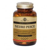 NEURO PESCE Omega-3 50 Perle soft-gel | SOLGAR