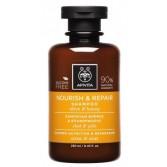 NOURISH & REPAIR SHAMPOO 250 ML | Shampoo nutriente riparatore | APIVITA