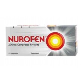 NUROFEN  200 mg cpr | 12 compresse
