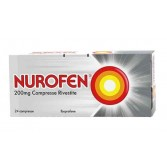 NUROFEN  200 mg cpr | 24 compresse