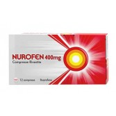 NUROFEN  400 mg cpr | 12 compresse