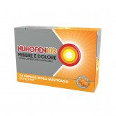 NUROFEN KID | 24 Capsule masticabili 100 mg