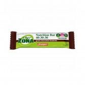 NUTRITION BAR 40-30-30 CIOCCOLATO | Barretta 2 Blocchi Cioccolato 45 g | ENERZONA