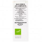 Nux Vomica Composto    Gocce omeopatiche 50 ml   OTI