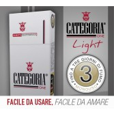 ONE LIGHT | Sigaretta MONOUSO 1,8%Nicotina | CATEGORIA