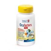 OCUFACTORS PLUS  60 Tavolette | Integratore di Luteina e Zeaxantina | LONGLIFE