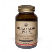 OLIGO MAG PLUS Integratore di magnesio chelato 100 tav | SOLGAR