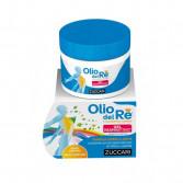 GEL RESPIRATTIVO  50 ml | Gel balsamico per liberare la respirazione | ZUCCARI - Olio del Re