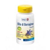 OLIO DI BORRAGINE 1300 mg Integratore di Acidi Grassi Omega-6 50 prl | LONGLIFE