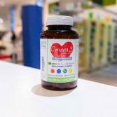 OMEGA 3 120 Perle da 1 g | Integratore di Acidi Grassi EPA:DHA 2:1 | BRAVI FARMACIE