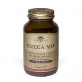 Omega Mix 3, 6, 9 60 perle | Integratore contro il colesterolo | SOLGAR