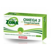 OMEGA 3 | Integratore Omega3 per Vegetariani 30 capsule | ENERZONA