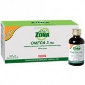 OMEGA 3 RX LIQUIDO | Integratore di Omega3 5 flaconi | ENERZONA