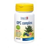 OPC COMPLEX Antiossidante e protettivo del cuore 60 CAPSULE | LONGLIFE