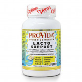 PROVIDA LACTO SUPPORT 40 Capsule | Integratore a base di Enzimi Vegetali | OPTIMA NATURALS