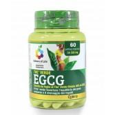 THÈ VERDE EGCG 60 cps | Integratore Peso e Ritenzione Idrica | OPTIMA NATURALS