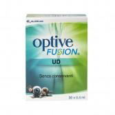 FUSION UD 30 Flaconcini 0,4 m   Collirio lubrificante oculare   OPTIVE