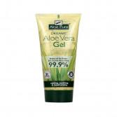 Organic Aloe Vera Gel 200 ml | Trattamento intensivo viso corpo | Optima