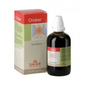 OROKER 100 ml | Soluzione per mal di gola e afte bocca | SCHWABE