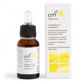 OTI A Vitamina A gocce 20 ml | Integratore retinolo | OTI