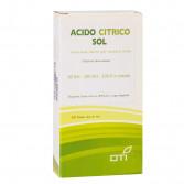 Acido Citrico SOL 20 fiale da 2 ml | Soluzione per mucosa orale | OTI