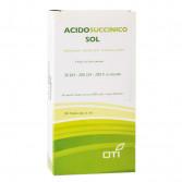 Acido succinico SOL 20 fiale da 2 ml | Soluzione orale omeopatica | OTI