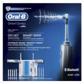 Oxyjet + Smart 5000 | Idropulsore Elettrico | ORAL-B