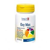 Oxy Max 30 tav | Integratore vitamine A-C-E con selenio | LONGLIFE