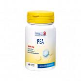 PEA Modulatore neuronale 60 CPS | Integratore di Palmitoiletanolamide | LONGLIFE