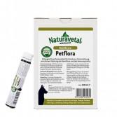 PETFLORA | Integratore Flora batterica sana 25 ml | NATURAVETAL - Canis Plus