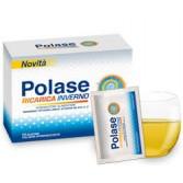 RICARICA INVERNO 14 Bustine | Integratore di Magnesio, Potassio, Zinco, Vitamine | POLASE