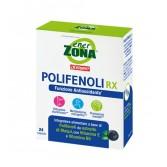 POLIFENOLI RX | Integratore Funzione Antiossidante 24 capsule | ENERZONA