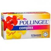 Pollingel Complex 10 flaconcini| Integratore di Polline e pappa reale con Vitamina B12 | POLLINGEL
